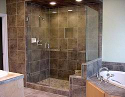 Austin Shower Doors Glass Bath Enclosures Austin Texas - Seamless bathroom shower doors